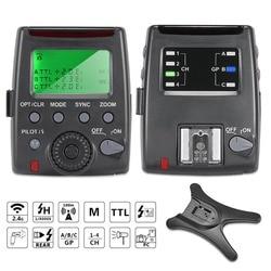 Meike GT-600C E-TTL 1/8000s HSS 2.4G Wireless Flash Trigger for Canon 700D 650D 600D 550D 7D 6D 5DII 60D 50D