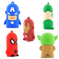 New  Power Bank 8800mAh Cool Portable The Avengers powerbank  Charger  For samsung s5 s6 iphone6 6s
