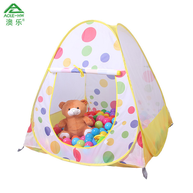 AOLE-HW Princess Play Tent Round Dot Small Baby Tent Outdoor Children Play House Brinquedos  sc 1 st  AliExpress.com & AOLE HW Princess Play Tent Round Dot Small Baby Tent Outdoor ...