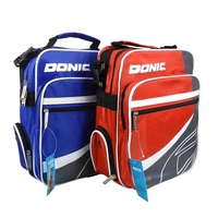 Table tennis rackets case for professional training sports ping pong bag accessories