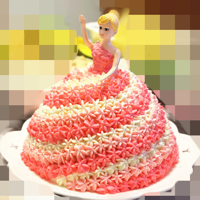 Popular Barbie Baking PanBuy Cheap Barbie Baking Pan Lots From - Birthday cake doll princess