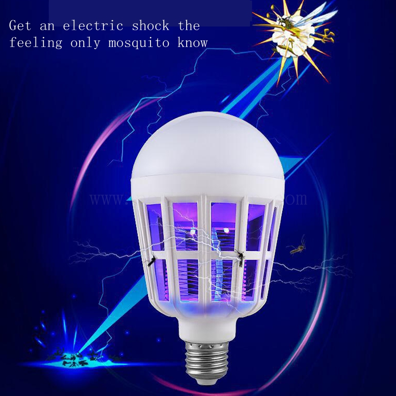 NEW Pure Physical 220V Led Bulb Electric Mini Mosquito
