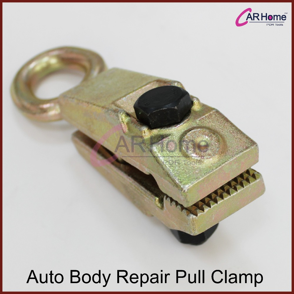 ФОТО 5 Ton Self Tightening Pull Clamp Body Repair Frame Back Small Mouth Auto BC-001
