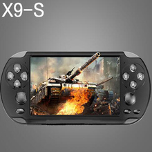 Handheld Game Console 5.1 Inch MP4 Video Game Console Built-in 10000 Game For Arcade/Gba/Gbc/Snes/Fc/Smd Kid цены
