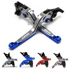 цены For YAMAHA XJR 1300 XJR1300 1995 1996 1997 1998 1999 2000 2001 2002 2003 CNC Motorcycle Brake Clutch Levers Adjustable Folding