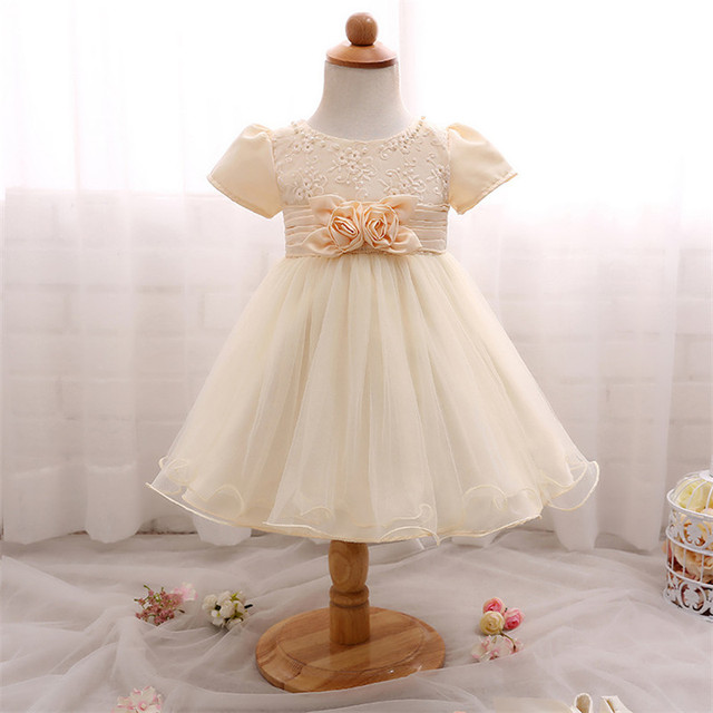 Christening Dresses with Belts