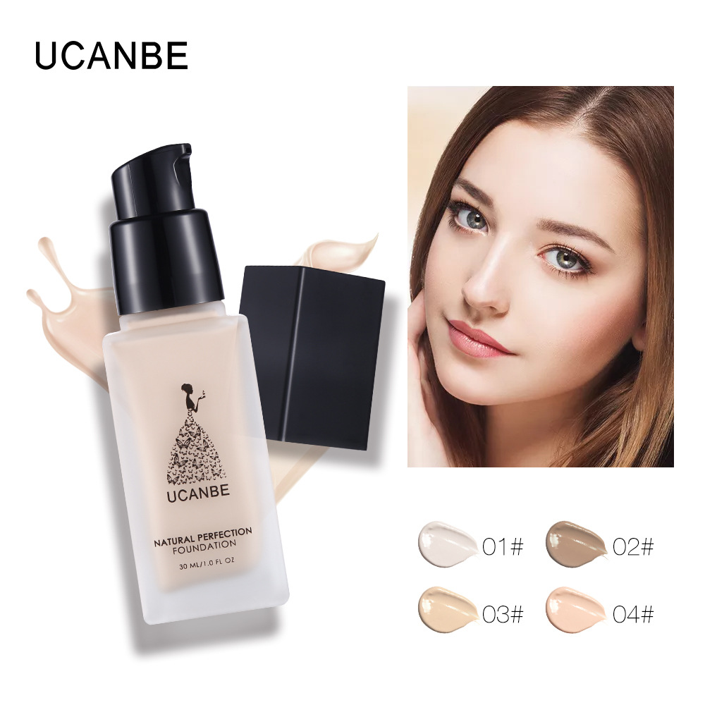 Nude Makeup Isolated Liquid Foundation Moisturizing Concealer White Cream Full Effect Isolation High Gloss Liquid BB Cream smile hd 954 white blue фен page 2