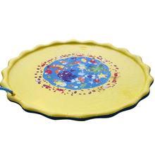 170 см летний открытый всплеск воды игровой коврик разбрызгиватель спрей коврик надувные водные игрушки для детей