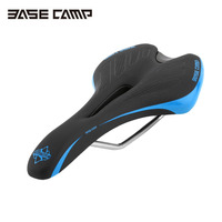 BaseCamp Road Mountain Bike Bicycle Saddle High Elastic Foam Comfortable Bicycle Parts Cycling Seat Mat Cushion