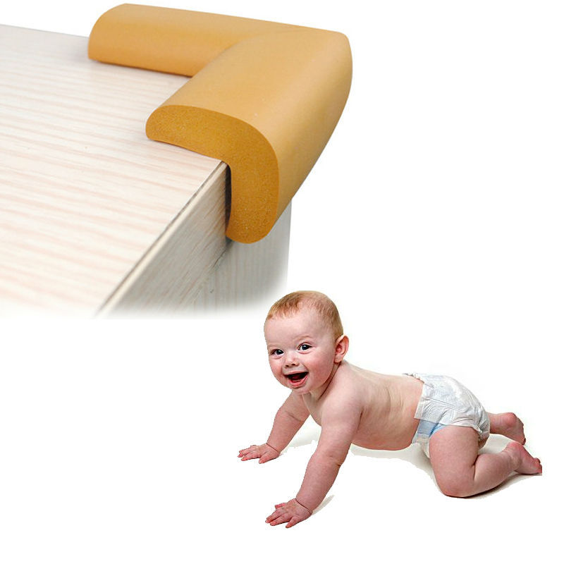 10pcs/lot Corner Protector Essential Protection For Children 10 Colors Freely Choose Thick Design For Corners On Furniture