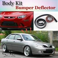bumper-lip-deflector-lips-for-proton-waja-impian-wira-front-spoiler-skirt-for-topgear-friends-to-tuning-body-kit-strip