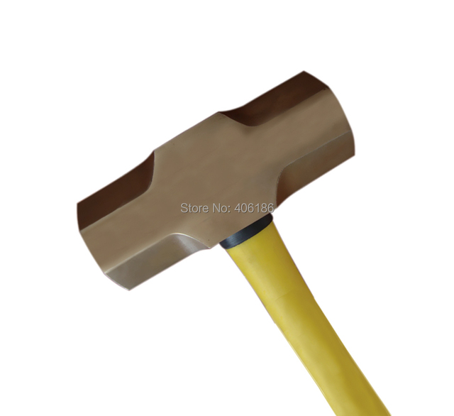4 5 Kg 10 P Kupferlegierung Vorschlaghammer Aluminium Bronze Funken