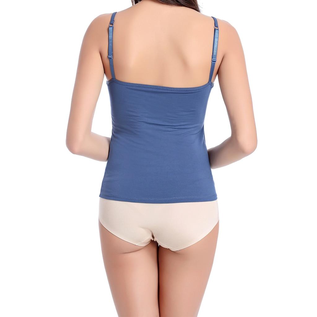 Women Casual Tank Top Vest Blouse Sleeveless Crop Tops Shirt