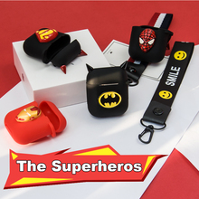 Superhero Silicone Case For Apple Airpods Accessories
