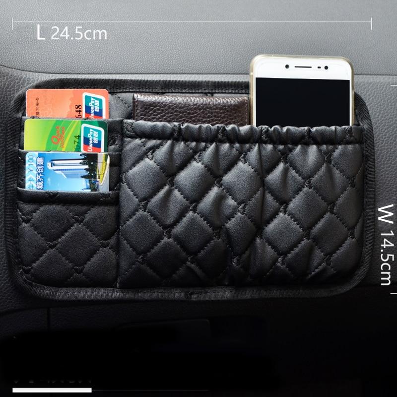 car storage net auto motive pocket organizer bag for. Black Bedroom Furniture Sets. Home Design Ideas