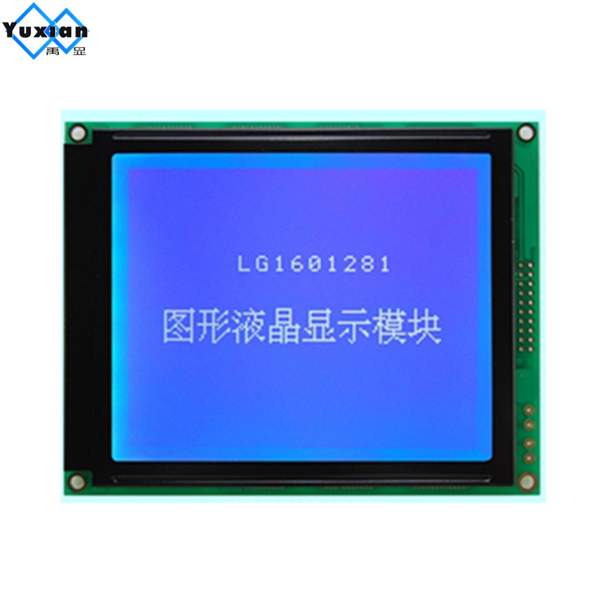 160X128 160128 lcd display module blue T6963C compatible WG160128E LG1601281BMDWH6V LCD 160X128 160128 lcd display module blue T6963C compatible WG160128E LG1601281BMDWH6V LCD