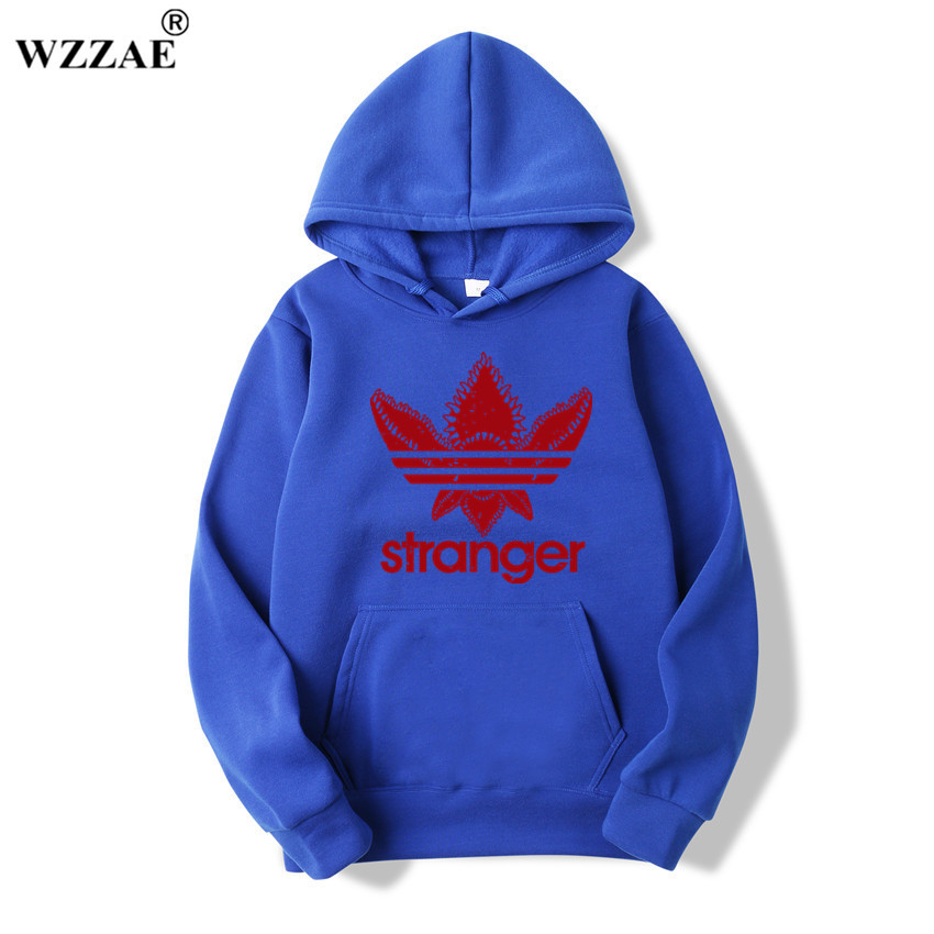18 Brand New Fashion Stranger Things Cap Clothing Hooded Sweatshirt hoodies Men/Women Hip Hop Hoodies Plus Size Streetwear 20