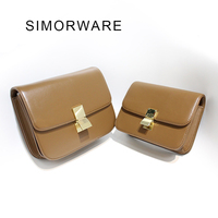Hot Sale Luxury Brand Design Women Top Quality Celing Bag Women S Leather Square Shoulder Messenger