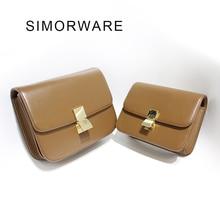 Hot Sale Luxury Brand Design Women Top Quality Celing Bag Women s Leather Square Shoulder Messenger
