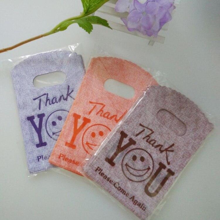Petits Sacs Plastique Melanges Cafe Violet Orange 150 Pieces 9x15cm Bonbons Emballage Cadeau Sacs Cadeaux En Plastique Mignons Avec Poignee Aliexpress
