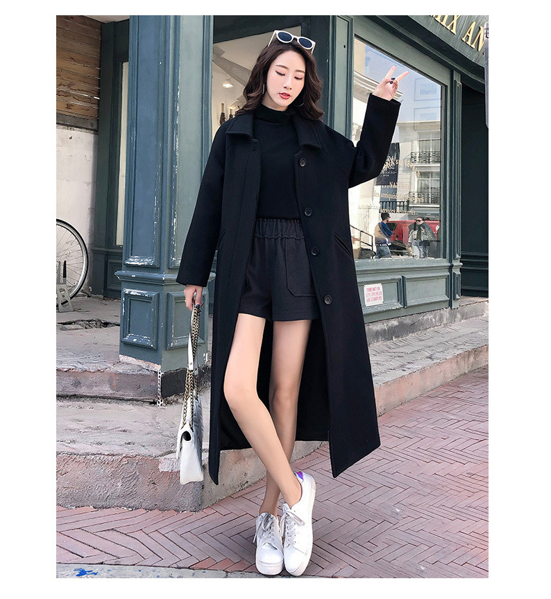 Fashion Winter Trench Coat For Women Long Coat Women Plus Size lingerie manteau femme hiver abrigos mujer invierno 18 10
