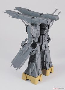Image 4 - 1/4000 SDF 1 MACROSS STORM ATTACKER TYPE THE MOVIE VER Mobile Suit Assemble Model Kits Action Figures Plastic Model Toys