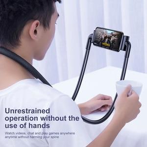 Image 3 - Baseus Soporte Universal para teléfono móvil, Flexible, para iPhone, Xiaomi y tableta