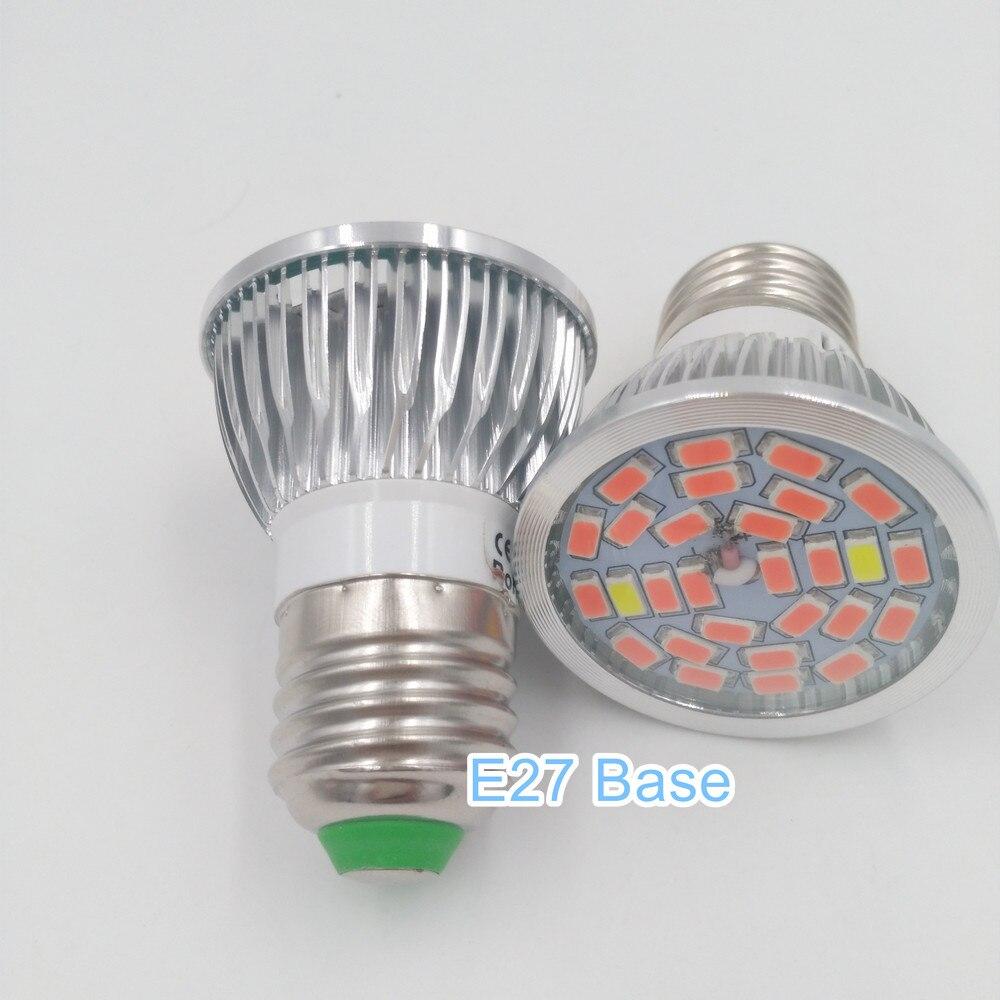 Levou Crescer Luzes luz e27 28smd 18smd lâmpada Lifespan : 50000hrs