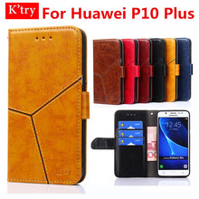 2017 Luxury Flip Leather Wallet Flip Book Cover Case For Huawei P10 Plus Stand Function Card Holder Skin Funda