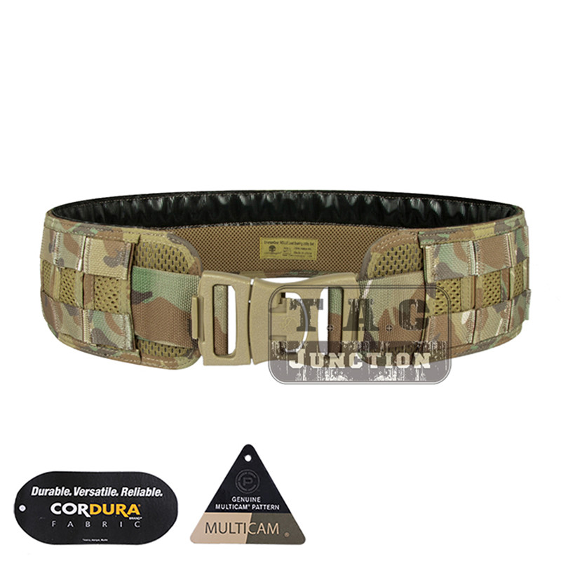 Emerson Tactical MOLLE Load Bearing Outer Belt EmersonGear Airsoft Military Hunting Velocity Systems Operator Utility OUB Belt