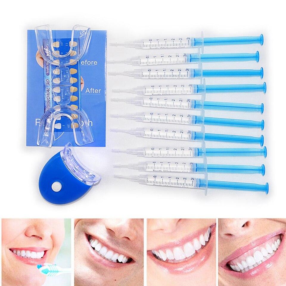 bleaching system инструкция teeth