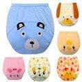 3 capas impermeables del bebé de pañales de bebé pantalones cortos de niño baby girl panties underwear entrenamiento infantil del bebé pañales de algodón lavable
