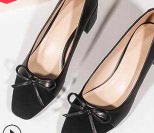 Rouge Hauts Doux Parfum Chaussures Simples Daim Vent 2018 Tête nyNO80vmw