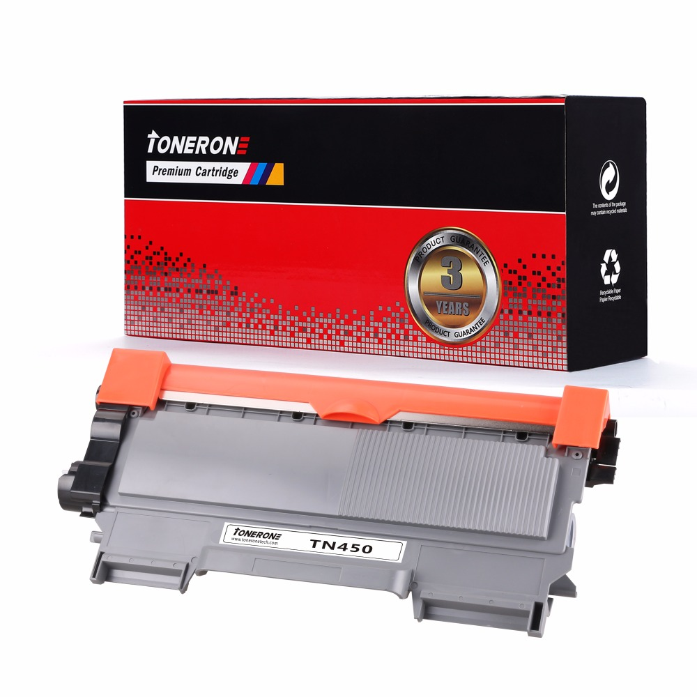 TN450/2220/2250/2275/2280 Toner Cartridge for Brother HL-2220/2230/2240/2240D/2240R/2240DR/2242D/2250DN/2250DNR/2270DW/2280DW