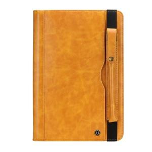 Image 5 - Voor Samsung Tab S4 T830 Retro Boek Leather Case Wallet Card Stand Smart Cover voor Samsung Galaxy Tab 10.5 T835 met Pen Slot