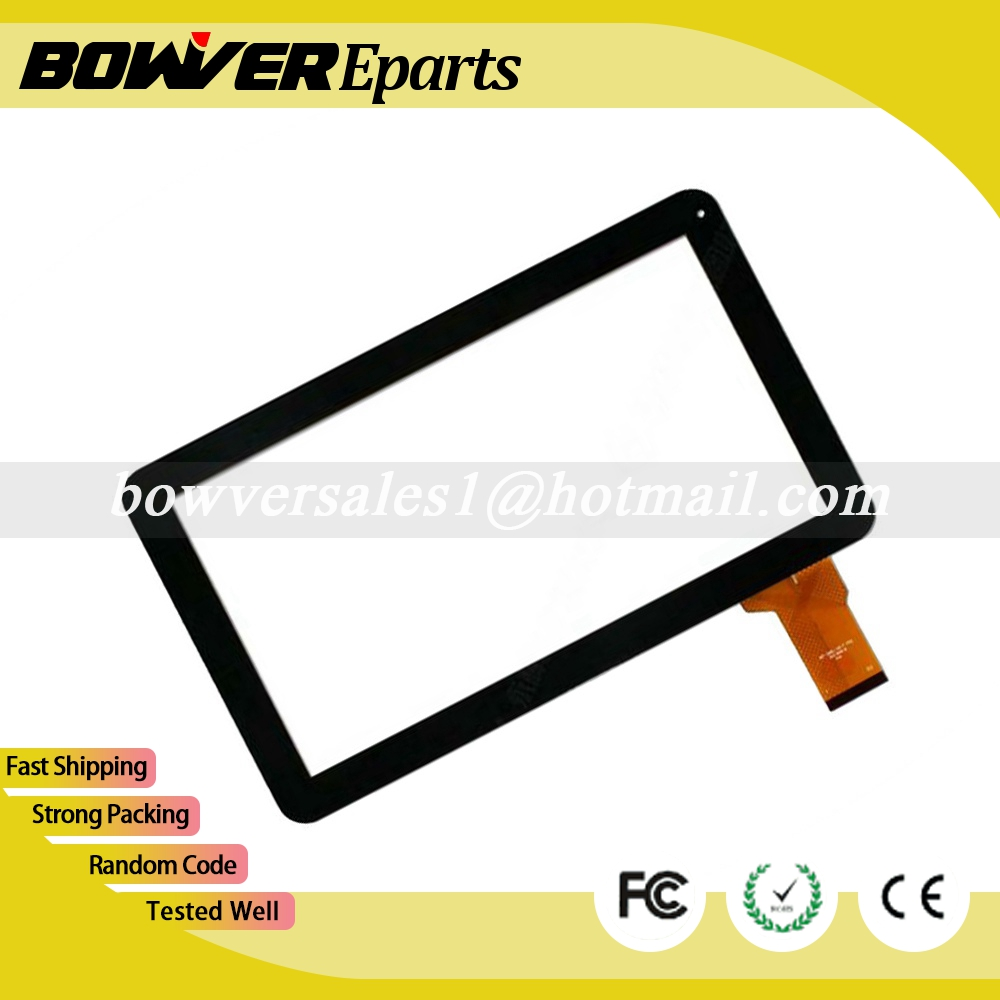 A+ 10.1 inch Touch Screen MF-595-101F-2 FPC for Irulu eXpro x11 Tablet Digitizer Panel Glass Sensor Replacement mf 352 080fpc touch