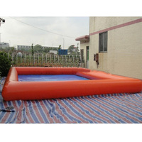 Customized large inflatable pool swimming pool