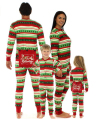 Kids Adult Family Pajamas Sleepwear Nightwear Christmas Outfits Romper Jumpsuit