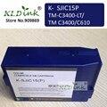 Совместимый чернильный картридж SJIC15P для ColorWorks C3400 и TM-C610 (CMY)
