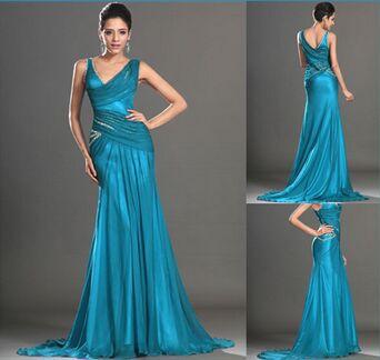 Los vestidos de fiesta mas elegantes