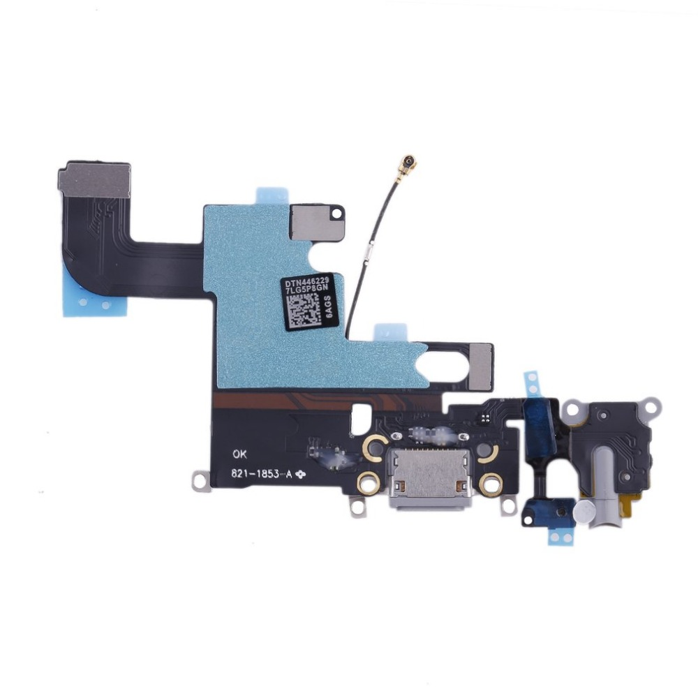 Professional Charger Charging Port Dock Microphone Jack Flex Cable Best Replacement Tool For IPhone 6 4.7inch
