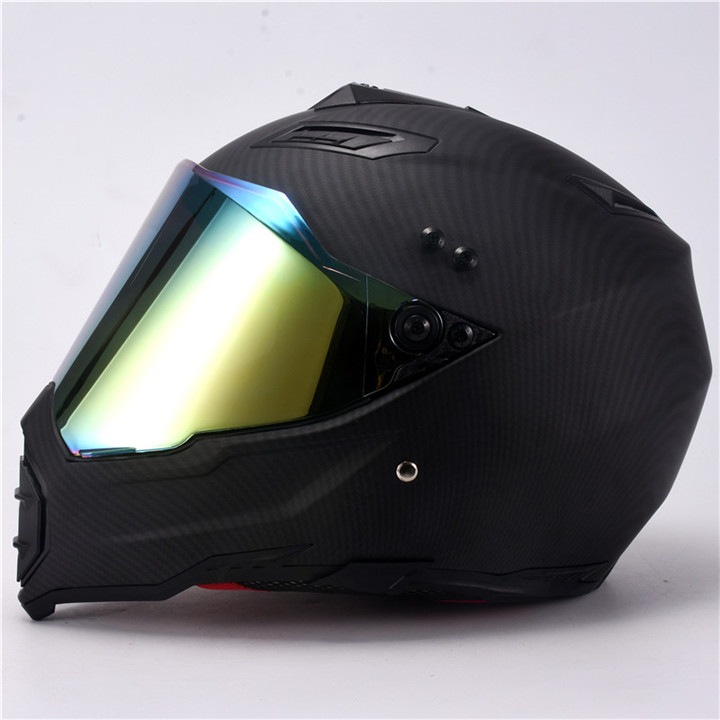 Carbon Painting Full Face Motorcycle Helmet Racing Helmet Motocross Off Road Kask Casco De Moto Motociclista DOT Approved S-XXLCarbon Painting Full Face Motorcycle Helmet Racing Helmet Motocross Off Road Kask Casco De Moto Motociclista DOT Approved S-XXL