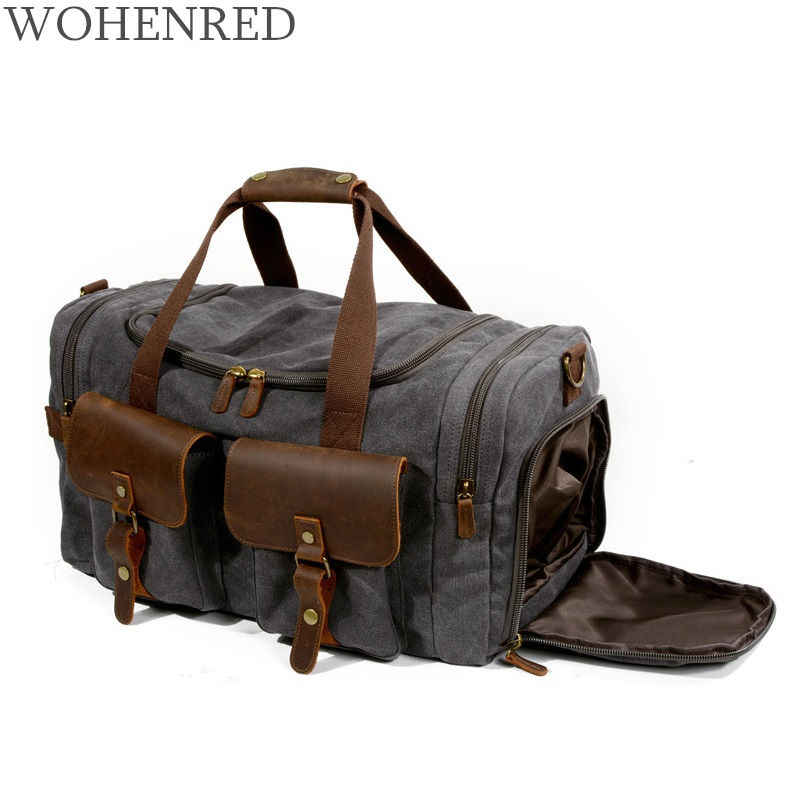 647cc318867 Detail Feedback Questions about Luggage & Men's Travel Bags Vintage ...