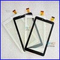 Irbis tz43/tx76/tz44/tx51 태블릿 디지타이저 교체 부품 용 7 인치 블랙 터치 스크린 패널 디지타이저