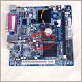 Envío gratis Caminar SV-ATOM102 placa IPC POS máquinas Pelotón ITX 17*17 N230