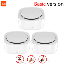 New Xiaomi Mijia Mosquito Repellent Killer basic version No Heating Fan Drive Portable Insect Repeller Timing Function Repellent