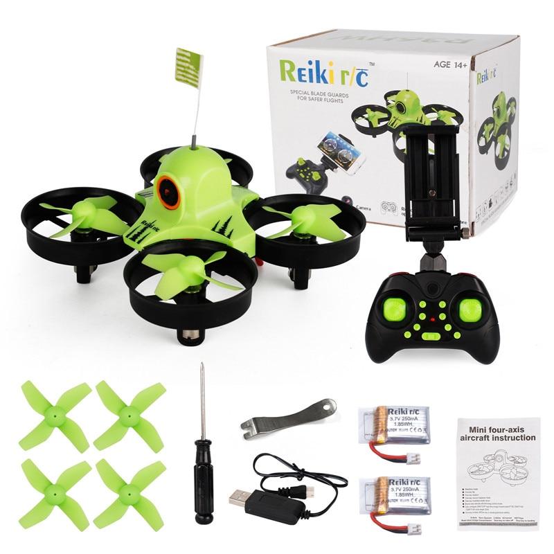 Reikirc R36HW FPV RC Drone con 480P HD Wi-Fi Camera Live Video Feed - Juguetes con control remoto - foto 6