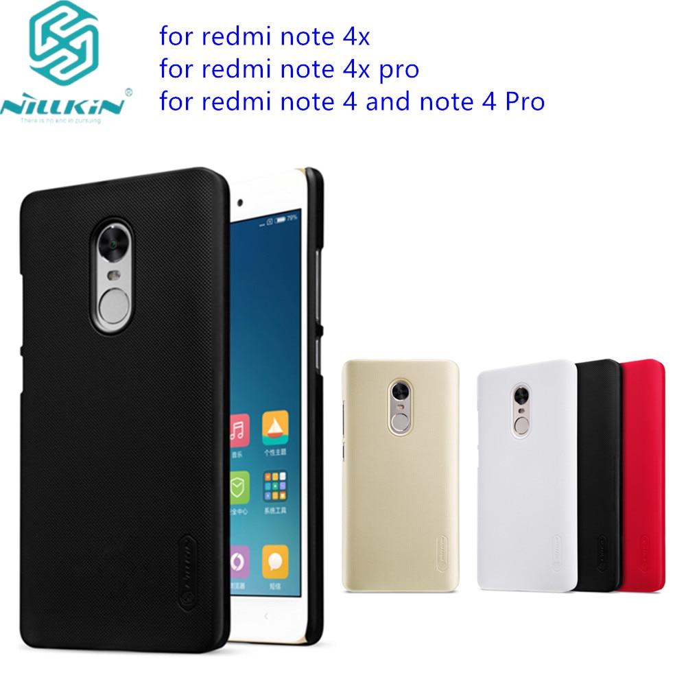 xiaomi redmi Note 4X Case redmi note 4 pro cover NILLKIN ...