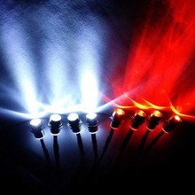 Ewellsold 8 lights kit RC Car accessories Led lights kits for 1 /10 1/8 1/5 rc Hobby