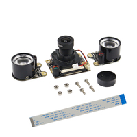 Latest Raspberry Pi 3 Model B IR Cut Camera 5MP Night Vision Automatic Day And Night